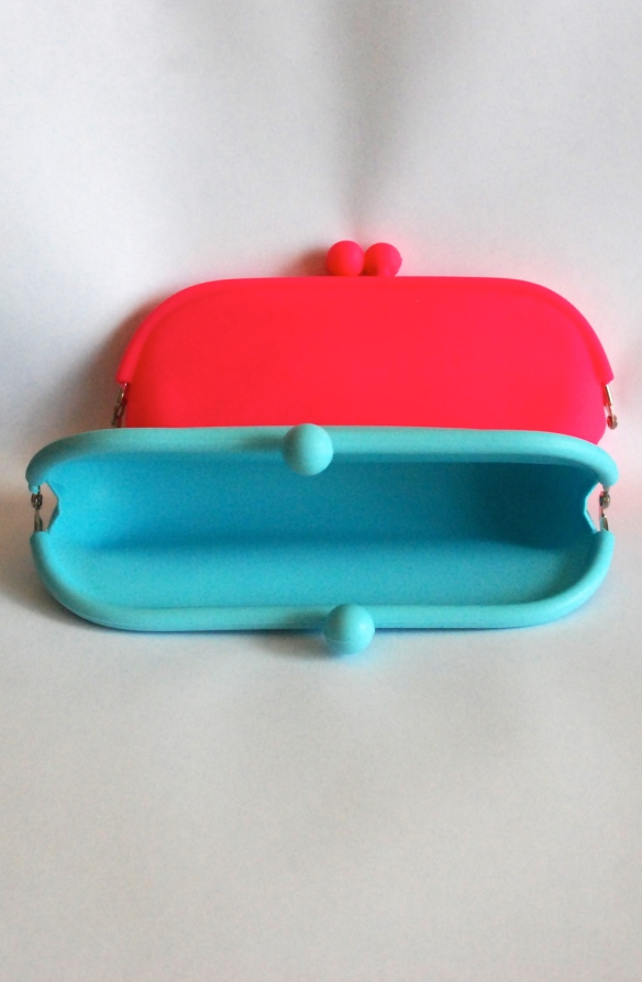 Silicone Cosmetic Bags