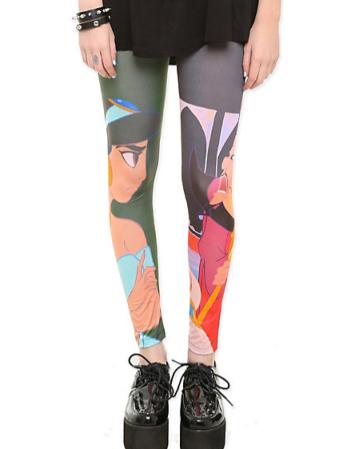 Jasmine & Jafar tights