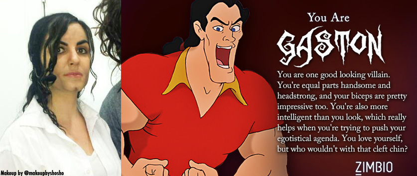 Gaston post
